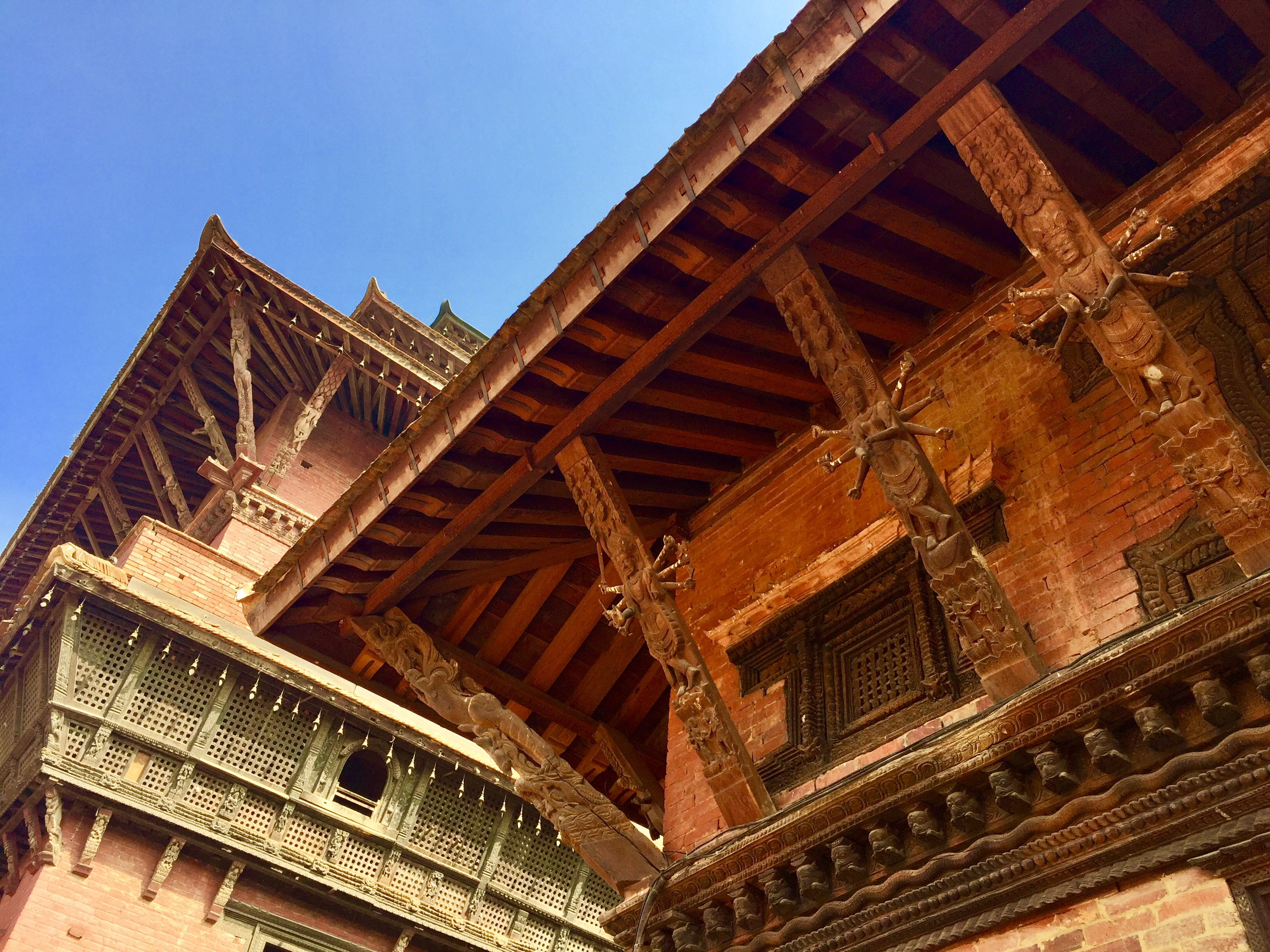 Adventures in Kathmandu and arriving in Dhangadhi!